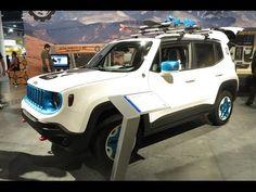 Jeep Renegade Frostbite - SEMA 2014