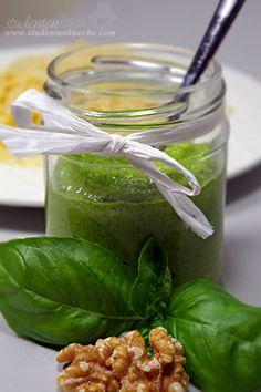 Rezept: Rucola Pesto kochen