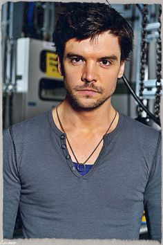 Andrew Lee Potts. Dinosaur hunters are always hot ;)