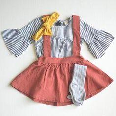 New Baby Girl Winter Fashion Ideas Girls Winter Fashion, Winter Outfits For Girls, Baby Girl Fashion, Toddler Fashion, Holiday Outfits, Toddler Outfits, Kids Fashion, Autumn Fashion, Fashion Clothes
