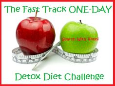 Miracle Juice - The Fast Track ONE-DAY Detox Diet   2 quarts Cranberry Water (recipe follows)  1/2 teaspoon ground cinnamon  1/4 teaspoon ground ginger  1/4 teaspoon ground nutmeg  3/4 cup freshly squeezed orange juice  1/4 cup freshly squeezed lemon juic  Stevia Plus to taste (2 packets)