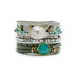 Le bracelet Hipanema CYPRESS collection hiver 2016 / 2017 :)