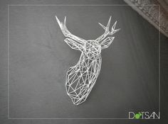 Wired Life Stag Large by Dotsan