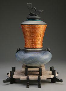 Rick Foris: Contemporary Raku Ceramics