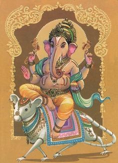 Latest HD Photos, images, HD wallpapers for mobiles # Ganesha Tattoo, Ganesha Art, Krishna Art, Ganesh Idol, Indian Gods, Indian Art, Jai Ganesh, Ganesh Wallpaper, Lord Ganesha Paintings
