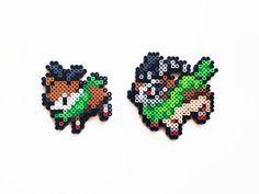 Pokemon X and Y Perler Skiddo / Gogoat Choose 1 by ShowMeYourBits