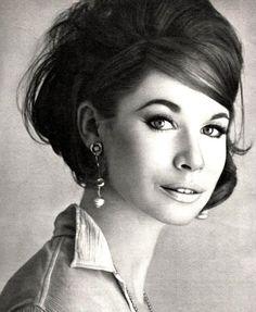I love sixties hair and make up.