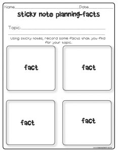 Freebie! I Can Write a Research Paper Unit- Any Topic!