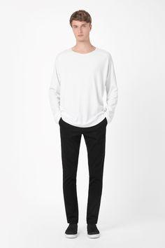 COS | Saddle shoulder t-shirt
