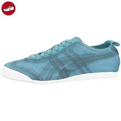 Asics Renshi CV Sneakers Grey / Royal Blue, 37