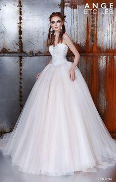 VERONA de vestido de novia vestidos de por RaraAvisAngeEtoiles