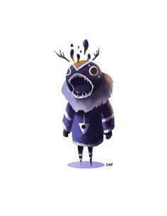 ArtStation - Rah, Janice Chu cute, comic, monster, character design, illustration, concept art