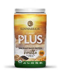Sunwarrior Classic Plus Protein, 1000g