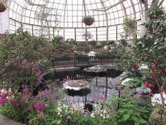 Chicago Lincoln Park Conservatory