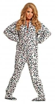 Cheetah Onsie..