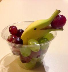 Cutest preschool snack ever!!!