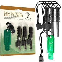 Magnesium Fire Starter Kit