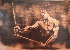 Bruce Copper, Prints, Painting, Art, Art Background, Painting Art, Kunst, Paintings, Brass