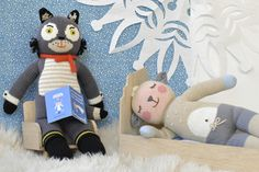 blabla.  I love these handmade dolls from south america.  Very charming...great gift ideas...a little pricey though.