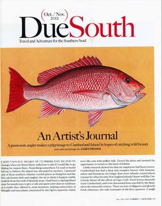 James Prosek in October/November Garden and Gun Magazine!