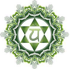 °Heart Chakra Symbol