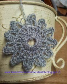 Decorazioni natalizie ..crochet style.