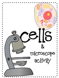Cells (Animal & Plant) Labeling activity, Venn Diagram & About Cells,  Label the microscope, and Onion & Cheek cell microscope Activity.