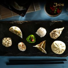 There are so many divine varieties of steamed and fried dim sum to relish at #Jade!