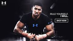Image result for Anthony Joshua running