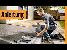 WPC-Terrasse bauen   HORNBACH Meisterschmiede - YouTube