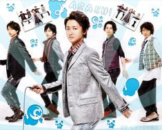 Satoshi Ohno is a Japanese idol, singer, actor, artist, and radio host. He is the lead vocalist and leader of Japanese boy band Arashi, hence his nickname Leader.