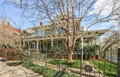 Commercial & Residential Home in Grant Park Address:  470 Cherokee Ave SE, Atlanta, GA 30312 Neighborhood: Grant Park 4 Beds | 2.5 Baths | 3,142 sqft | Built in 1905 | Listed on 03/15  With grandfathered commercial space on the terrace level, this 1905 bungalow seems like a sound investment. Eventologie is the company in the terrace level right now and agents have to be mindful of the employees when they show the home.
