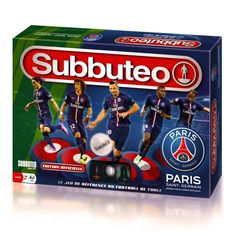 49.99 € ❤ #Subbuteo édition #Club #PSG, Subbuteo, le #jeu culte de #Football de table est de retour ➡ https://ad.zanox.com/ppc/?28290640C84663587&ulp=[[http://www.cdiscount.com/juniors/jeux-de-societe-cartes/subbuteo-edition-club-psg/f-12079-meg3760046783134.html?refer=zanoxpb&cid=affil&cm_mmc=zanoxpb-_-userid]]