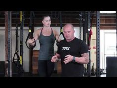 TRX Duo Trainer | TRX Monday Move | Duo Dips | Functional Training - YouTube