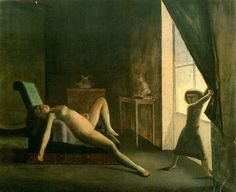 BALTHUS  - The Room