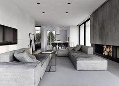 Sofa Extrasoft by Piero Lissoni