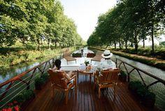 VOGUE lifestyle | travel | フランスの美しい風景と船上の時間をゆったりと楽しむリバークルーズ。 | 3