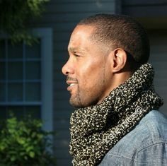 Black Friday S A L E!! Men's infinity scarf♥