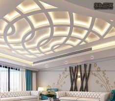 Latest false ceiling designs for hall Modern POP design for living room 2018 The largest catalogue for Latest false ceiling designs for living room modern interiors, and New pop design for hall ceiling and walls catalogue for 2018 rooms Latest False Ceiling Designs, House Ceiling Design, Ceiling Design Living Room, Bedroom False Ceiling Design, False Ceiling Living Room, Ceiling Decor, Living Room Designs, False Ceiling Ideas, Living Rooms