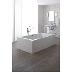 Kallista: One Freestanding Bathtub: P50054-00