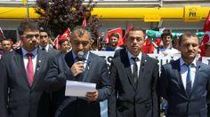 Devriye Haber : Edirne Ülkü Ocakları İl Başkanlığı ''Soma için ses...