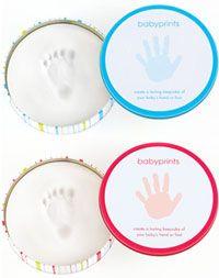 Babyprints Tin.