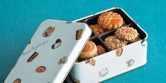 image Cookie Packaging, Food Design, Junk Food, Macarons, Packaging Design, Sweets, Snacks, Cookies, Dessert