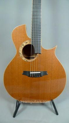 Doolin Guitars J Jumbo, Luthier Mike Doolin