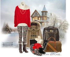 """""""my suitcase going home"""" by derya-altun on Polyvore"""