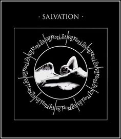(Circular Ambigram) Salvation by ~desmondloo on deviantART