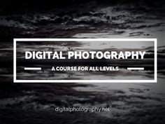 Digital Photography Presentation