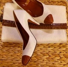 White Clutch only/ like new/ offers welcome White fabric clutch by Liz Claiborn. . Liz Claiborne Bags Clutches & Wristlets