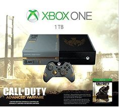 Xbox One Limited Edition Call of Duty: Advanced Warfare Bundle,Free Shipping,New #Microsoft
