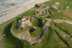 The Neolithic settlement of Skara Brae (pictured), on the island of Orkney, is the oldest building in Britain, dating from 3100 BC.
